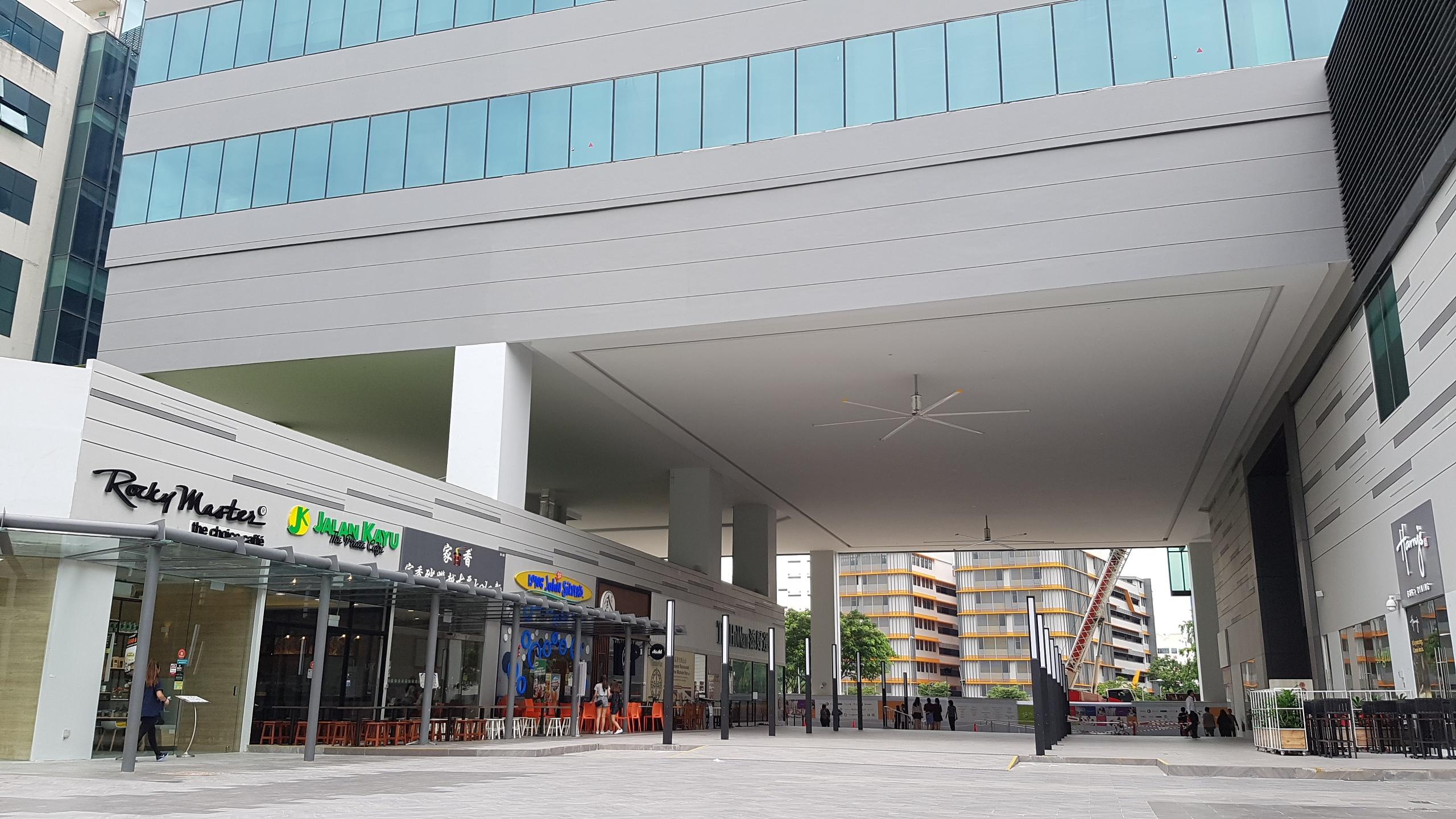 18 Tai Seng - 18 Tai Seng Street