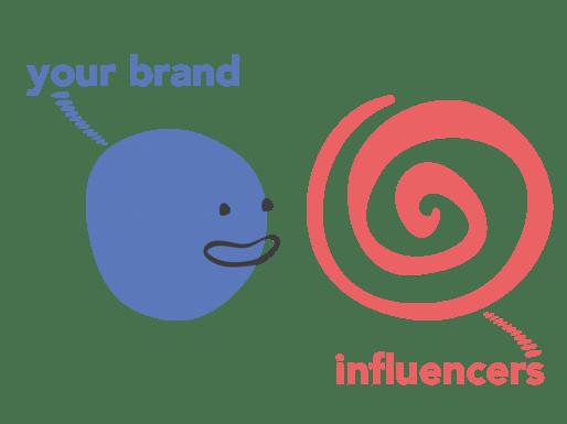 brand v influencer