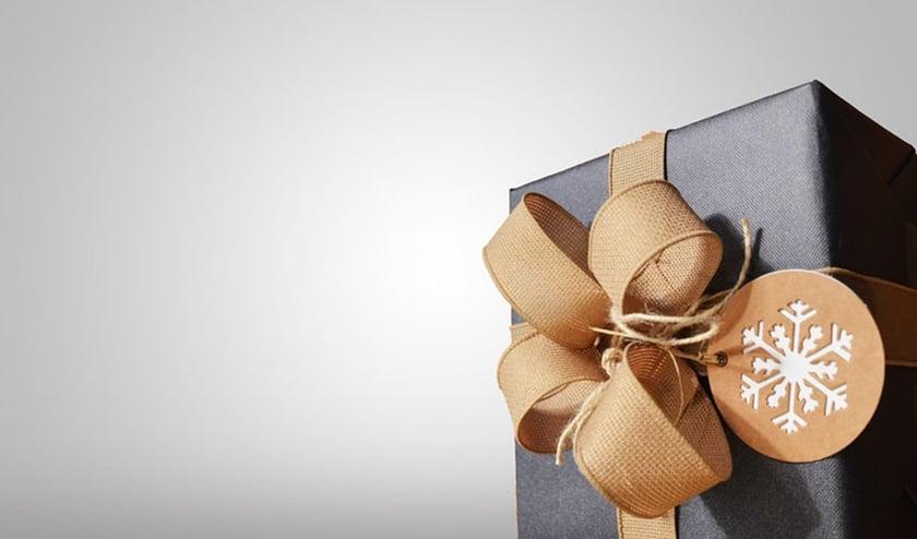 A giftbox