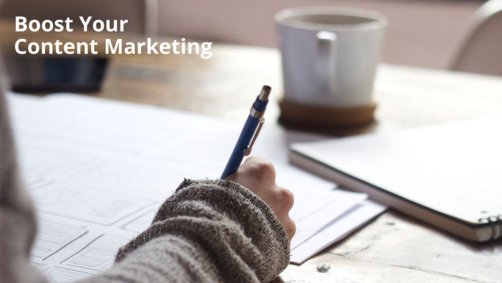 Boost your Content Marketing