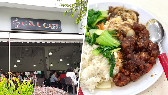 C&L Cafe - 81 Ubi Avenue 1